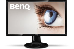 Stylish Monitor with Eye-care Technology, FHD, HDMI |GL2460HM