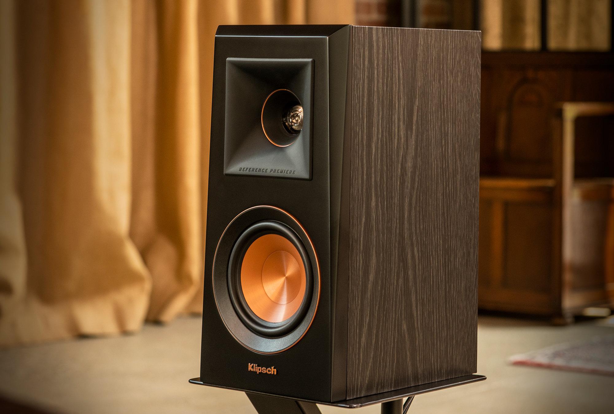 RP-600M Bookshelf Speaker - Ebony