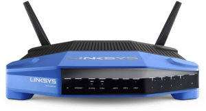 Linksys WRT1200AC AC1200 Dual-Band Wi-Fi Router