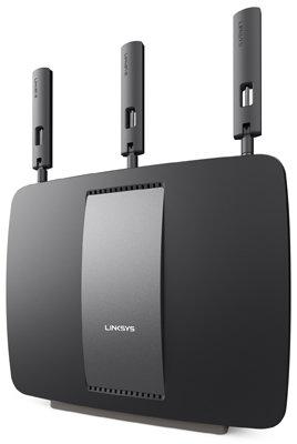 Linksys EA9200-4A Wireless AC3200 Tri-Band Smart Wi-Fi Router - Newegg com