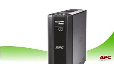 APC Back-UPS Pro 900 - UPS - AC 230 V - 540 Watt - 900 VA