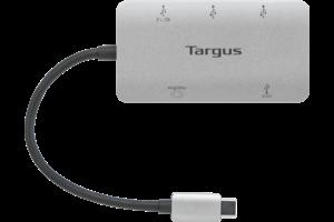 USB-C Multi-Port Single Video 4K HDMI Adapter with 100W PD Pass-Thru