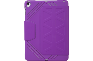 3D Protection Case for iPad<sup>®</sup> (6th gen./5th gen.), iPad Pro<sup>®</sup> (9.7-inch), iPad Air<sup>®</sup> 2, and iPad Air<sup>®</sup> (Purple)