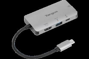 USB-C DP Alt Mode Single Video 4K HDMI Docking Station with 100W PD Pass-Thru