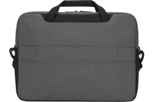 """15.6"""" Cypress Briefcase with EcoSmart<sup>®</sup> (Light Gray)"""