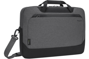 "15.6"" Cypress Briefcase with EcoSmart<sup>®</sup> (Light Gray)"