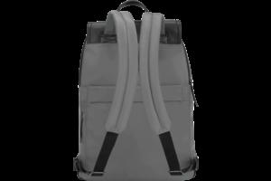 """15"""" Newport Drawstring Backpack (Gray)"""