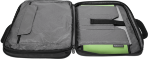 """12""""-15.6"""" Balance<sup>™</sup> EcoSmart<sup>®</sup> Checkpoint-Friendly Briefcase"""
