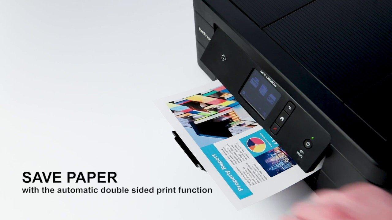 Brother MFC-J890DWmultifunction printer - colour