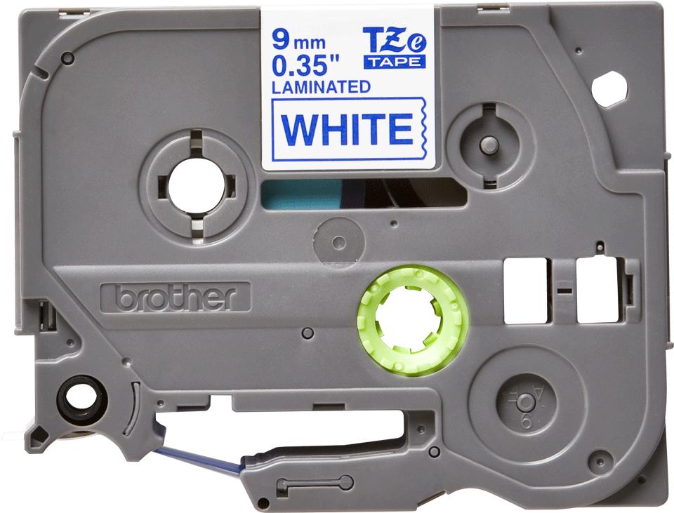 Drucker Premium kompatible Schriftband für Brother TZE421 Schwarze Schrift 9mm