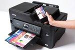Facile à connecter, cette imprimante est idéale pour les professionnels