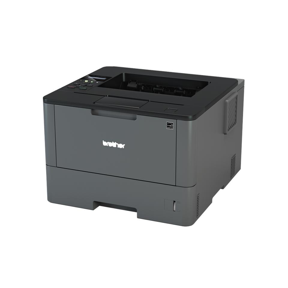 slide 1 di 2,mostra immagine ingrandita, hl-l5100dn stampante laser monocromatica