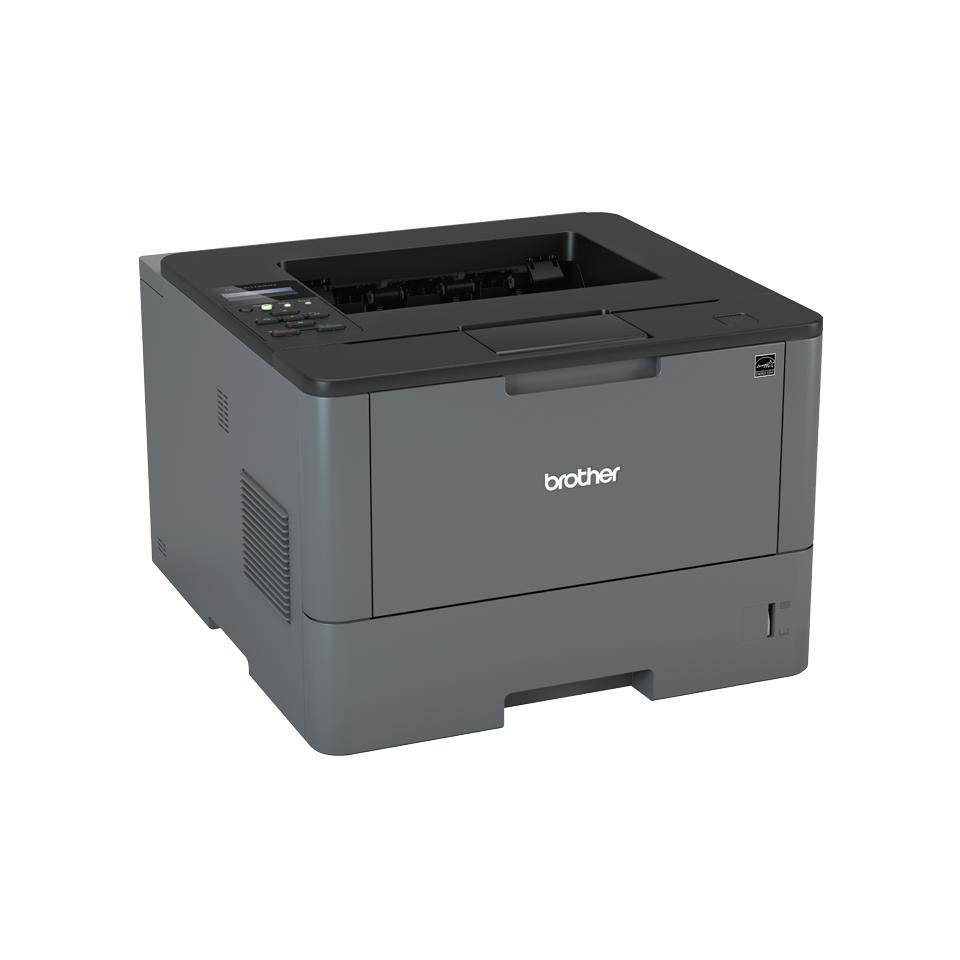 slide 2 di 2,mostra immagine ingrandita, hl-l5100dn stampante laser monocromatica