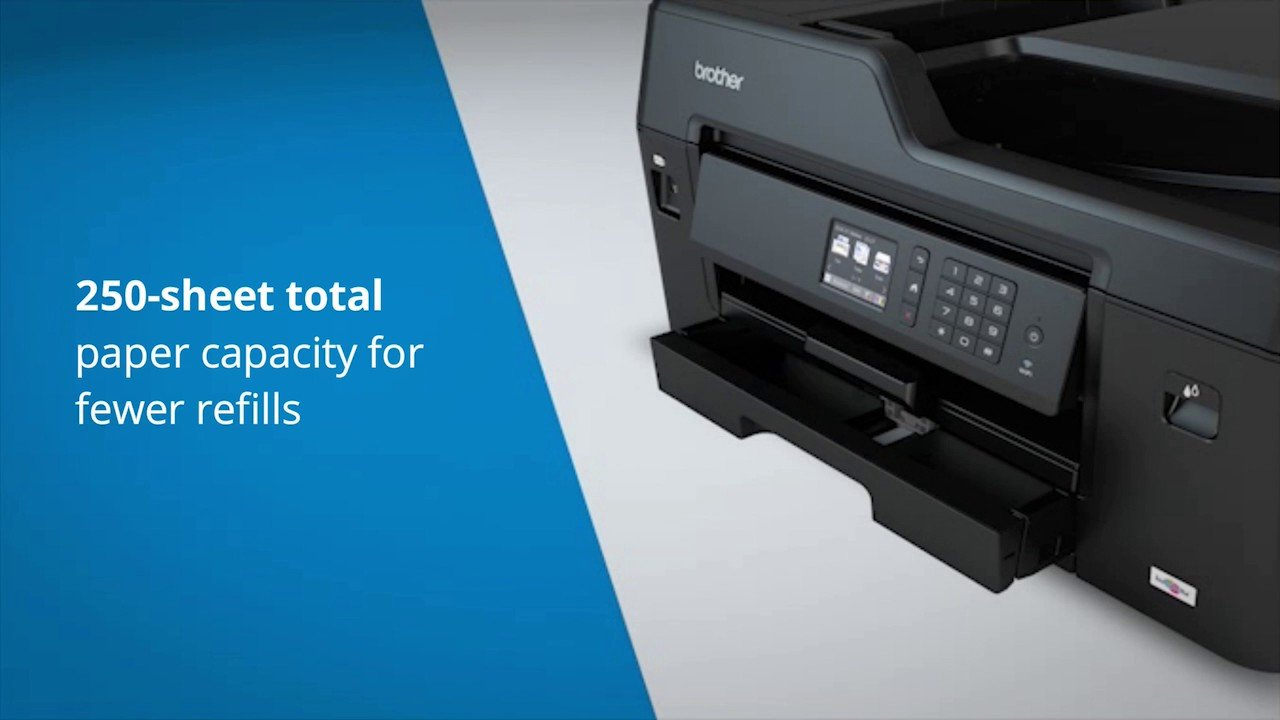 Brother MFC-260C XML Paper Specification Printer 64x