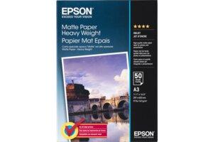 Matte Paper Heavy Weight, DIN A3, 167g/m², 50 Sheets