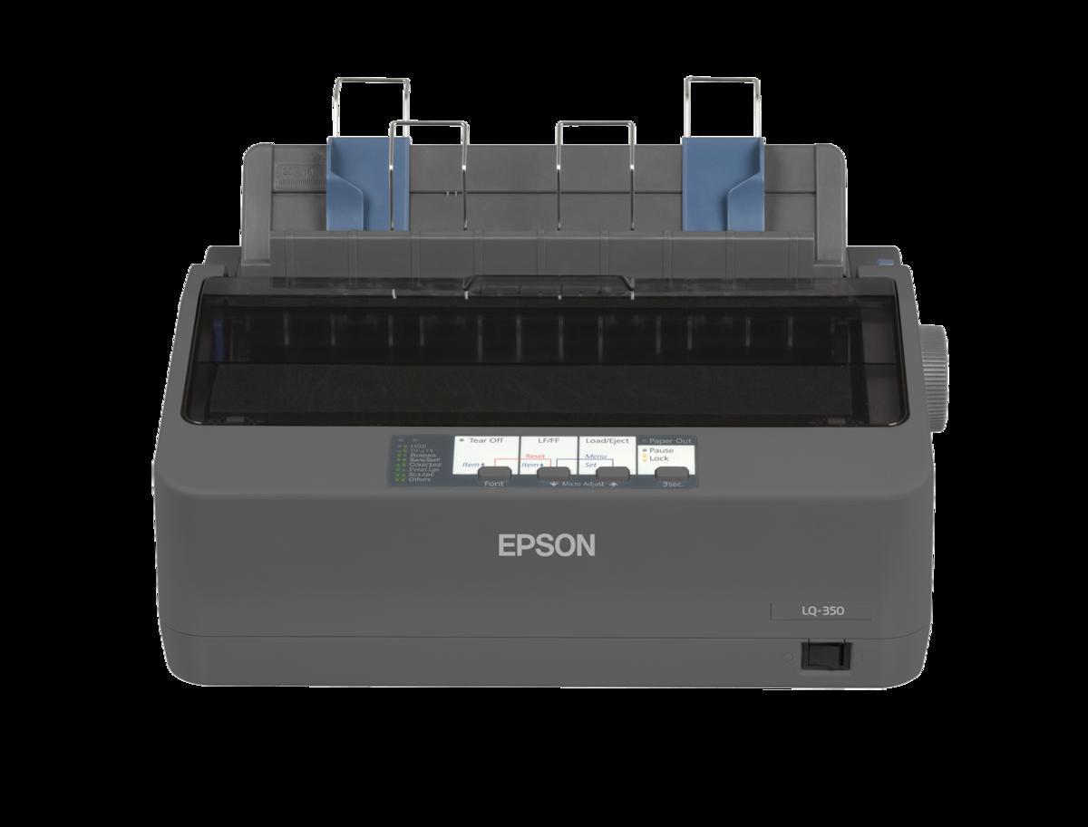 Lq-350 - Printer - Dot Matrix - A3 - USB / Parallel