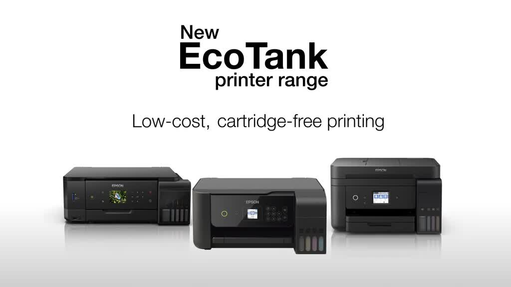 Ecotank Ecotank Et-7700 - Color 3-in-1 Printer - Inkjet - A4 - Wi-Fi/ USB/  Ethernet