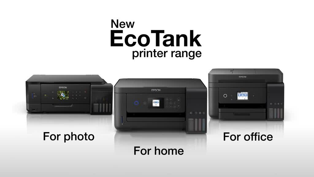 Et-16500 - Color Multifunction Printer - Inkjet - A3 - USB / Ethernet /  Wi-Fi