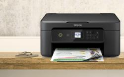 Impressora 3 em 1 elegante e moderna
