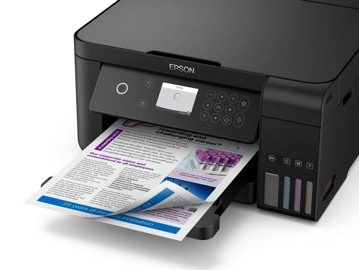 Epson EcoTank ET-4750 - multifunction printer (colour)