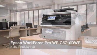 Folie {0} von {1},Vergrößern, WorkForce Pro WF-C5710DWF
