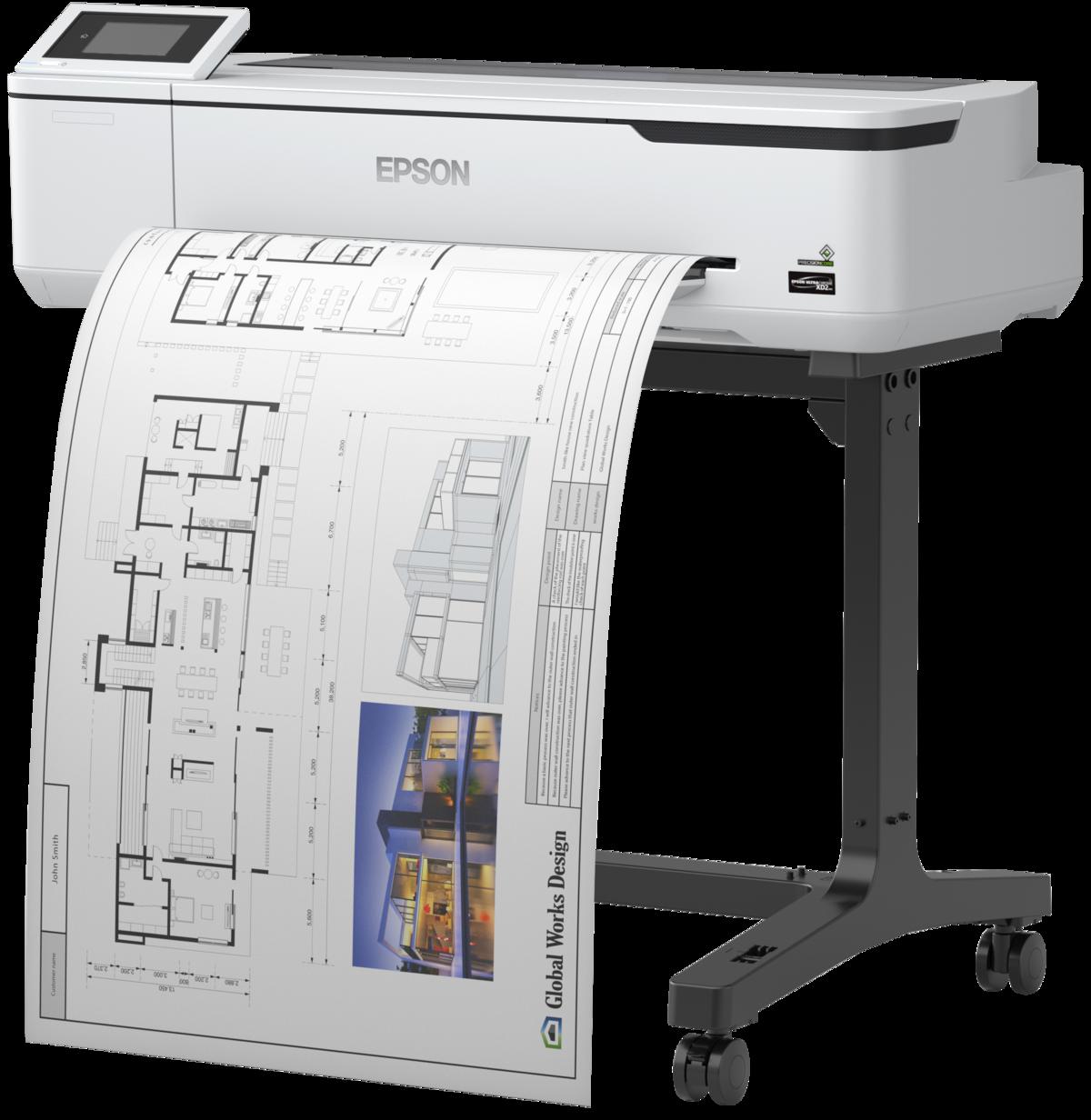 Epson SureColor SC-T3100 | Perfect Colours | Large format printer