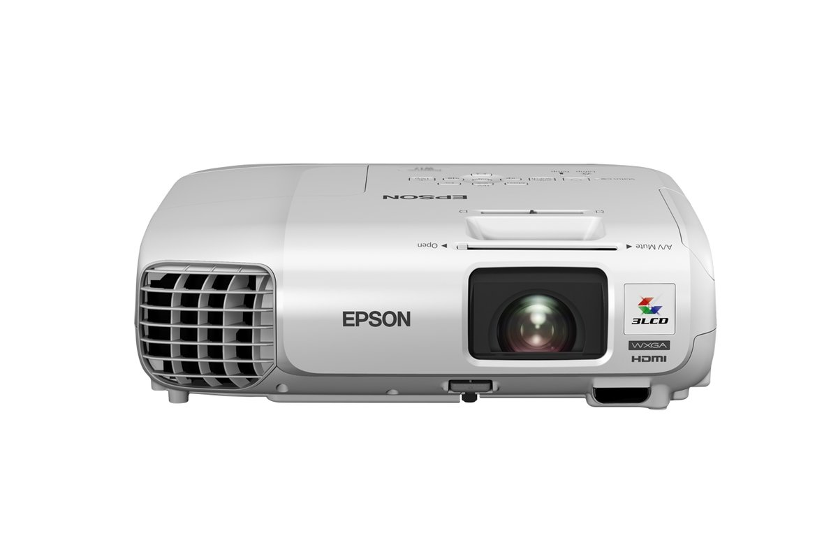 Epson V11H690041 EB-W29 LCD Projector - Laptops Direct
