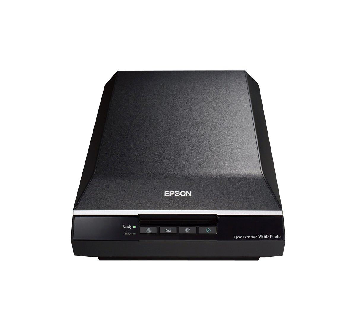 Epson Scanner Perfection V550 Usb Flatbed B11b210302 Redcorpcomnl