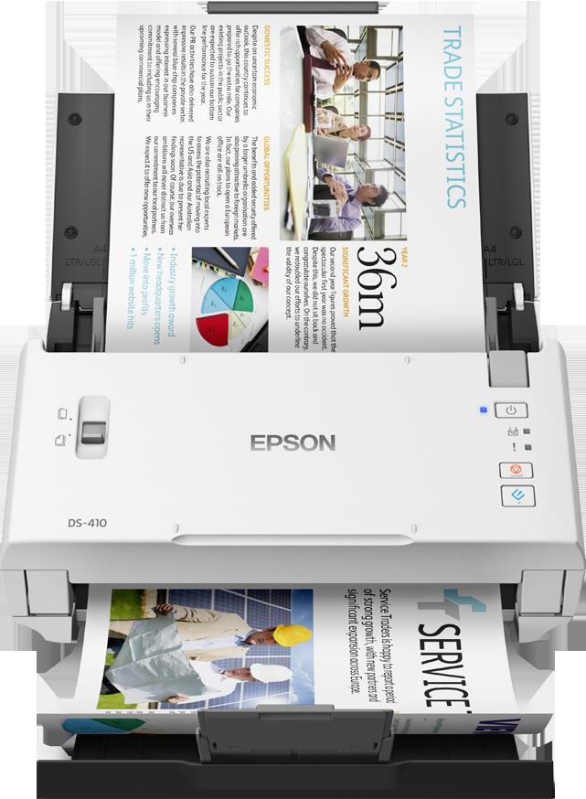 slide 1 di 8,mostra immagine ingrandita, epson workforce ds-410 power pdf