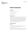 HP Firewall Series