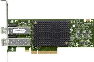 HPE SN1200E 16Gb Dual Port Fibre Channel Host Bus Adapter