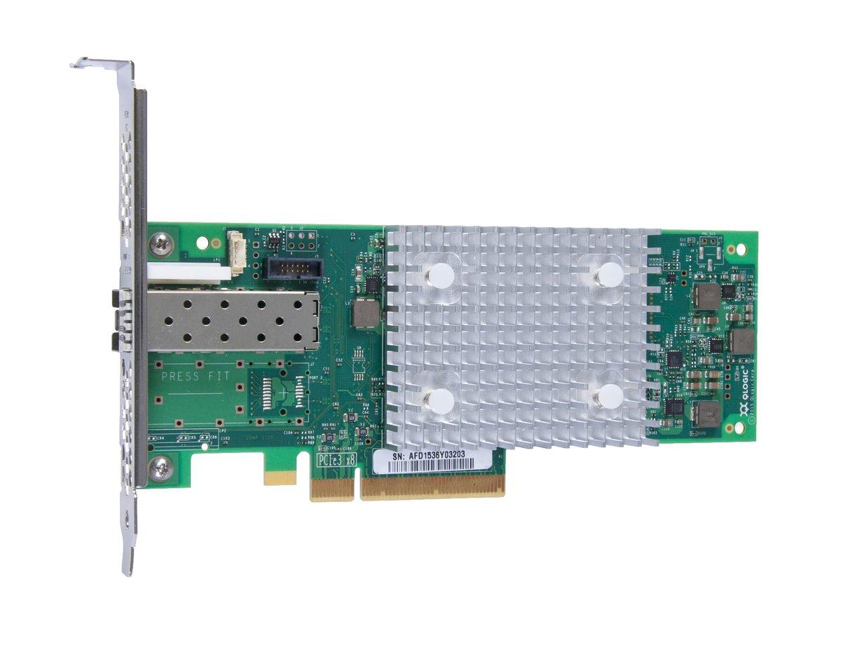 HPE StoreFabric SN1100Q 16Gb Single Port - host bus adapter