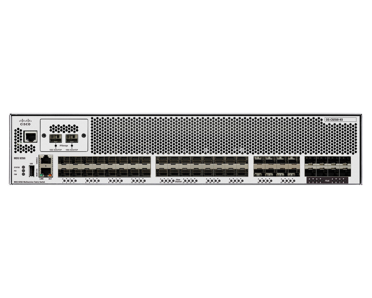 HPE StoreFabric SN6500C - switch - 50 ports - managed - rack-mountable