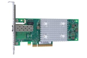 HPE SN1100Q 16Gb Single Port Fibre Channel Host Bus Adapter