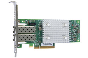 HPE StoreFabric SN1100Q 16Gb Dual Port Fibre Channel Host Bus Adapter