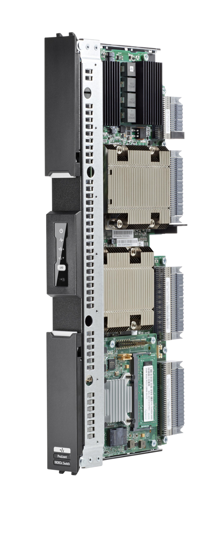 HPE Moonshot 180XGc - Switch Module Kit - switch - managed - plug-in module