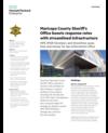 Maricopa Sheriff's Office streamlines 911 response with virtualized desktops