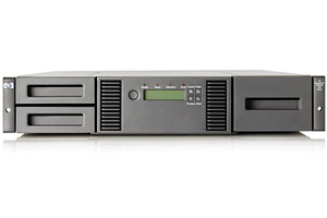 HPE StoreEver MSL2024 1 LTO-6 Ultrium 6250 SAS Drive Tape Library/S-Buy