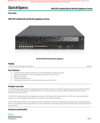 HPE 870 Unified Wired-WLAN Appliance Series
