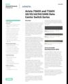 Arista 7060X and 7260X 10/25/40/50/100G Data Center Switch Series - Data sheet