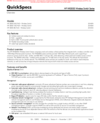HP WX3000 Wireless Switch Series
