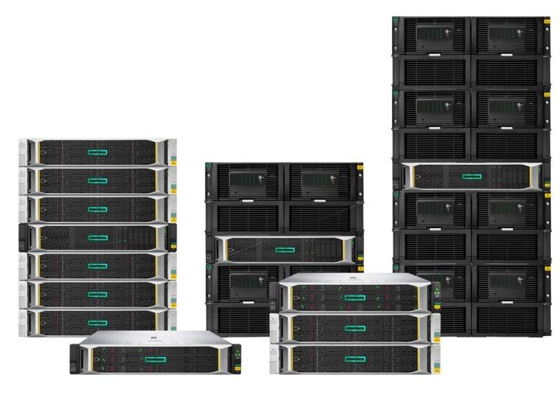 NJB Sales - Hewlett Packard Enterprise - HPE StoreOnce 3620