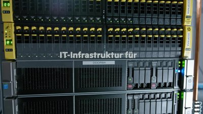 HPE 3PAR StoreServ 10400 Controller Node - control processor
