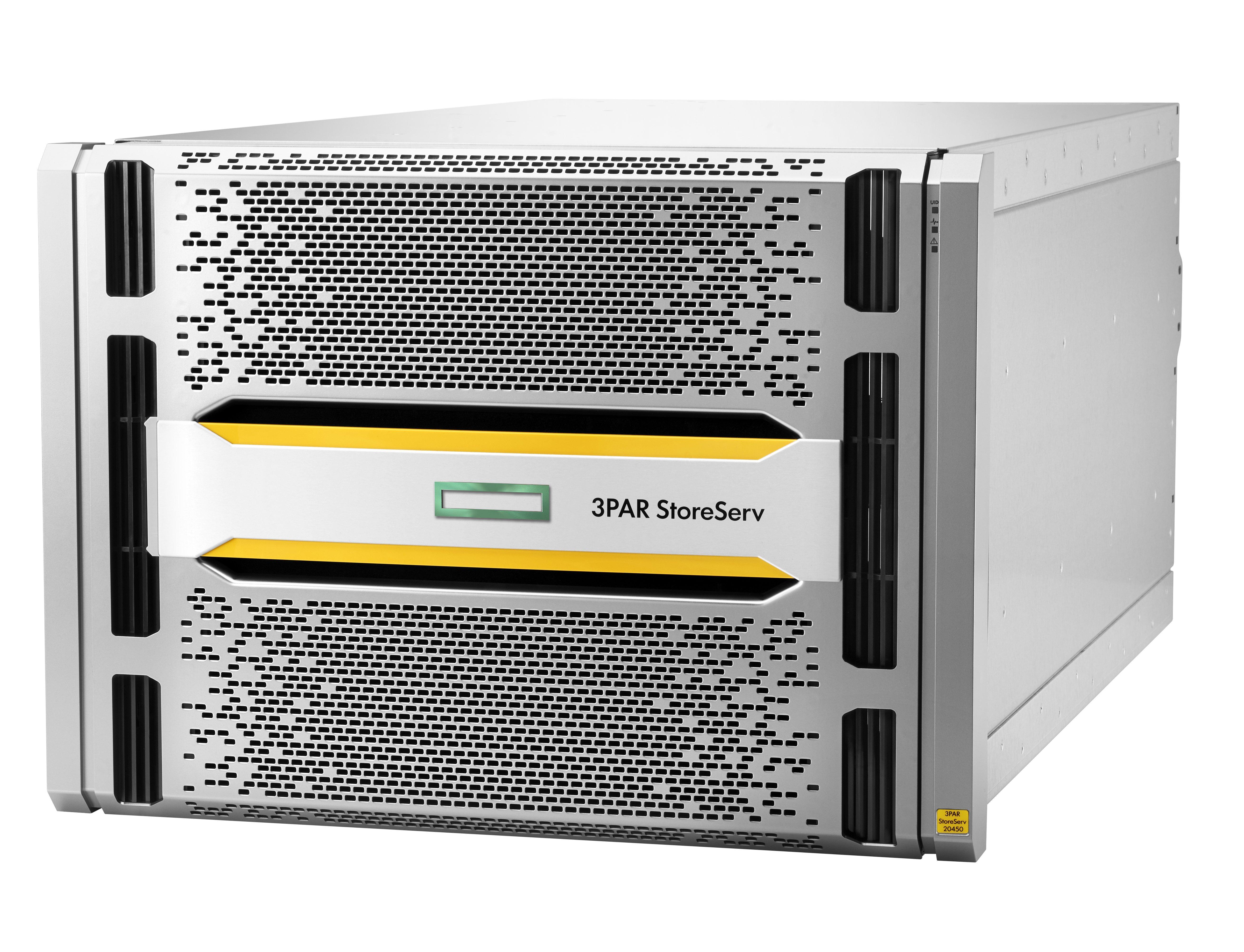 HPE 3PAR StoreServ 20000 4-way Storage Configuration Base | Product