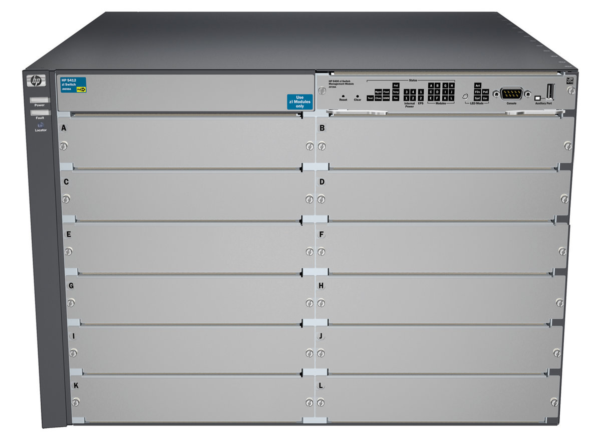 Ssh Hpe Switch