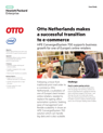 Otto Netherlands makes transition to e-commerce with HPE Converged Systems