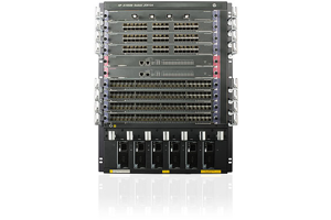 HPE FlexNetwork 10508 Switch Chassis