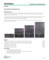 HPE FlexNetwork 7500 Switch Series