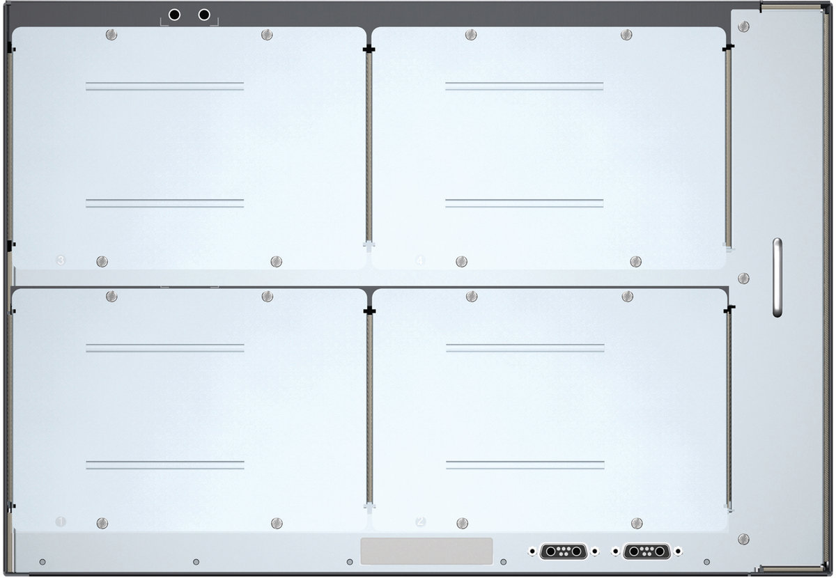 HPE Aruba 5412 zl - Switch - L4 - verwaltet - an Rack montierbar ...
