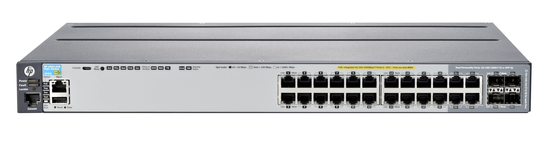 Hewlett Packard Enterprise HPE 2920-24G-POE+ Switch J9727A